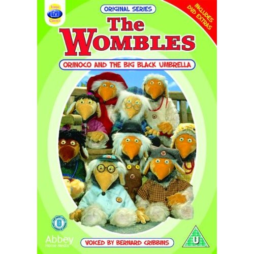 The Wombles - Orinoco And The Big Black Umbrella