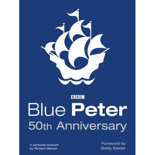 Blue Peter 50th Anniversary Blue Peter 50th Book.jpg