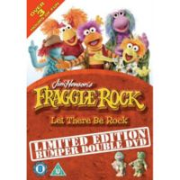 Fraggle Rock Let There be Rock/Down At Fraggle Rock